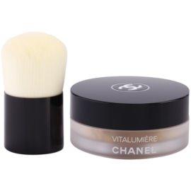 Chanel Vitalumiere pudra cu pensula culoare 50 SPF 15 10 g