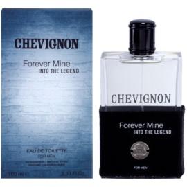 Chevignon Forever Mine Into The Legend Eau de Toilette pentru barbati 100 ml