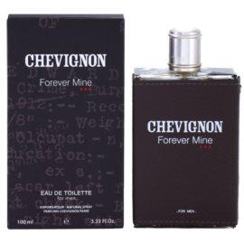Chevignon Forever Mine for Men toaletní voda pro muže 100 ml