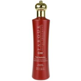 CHI Royal Treatment Cleanse hydratační šampon pro suché, namáhané vlasy