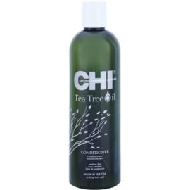 CHI Tea Tree Oil odżywka odświeżająca do przetłuszczających się włosów i skóry głowy  355 ml