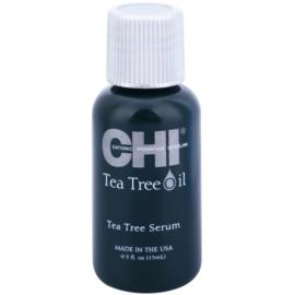 CHI Tea Tree Oil зволожуюча сироватка з відновлюючим ефектом  15 мл