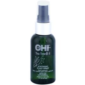 CHI Tea Tree Oil zklidňující sprej proti podráždení a svědení vlasové pokožky  59 ml