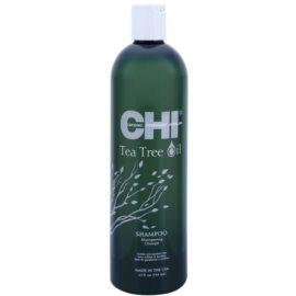 CHI Tea Tree Oil sampon pentru par si scalp gras  739 ml