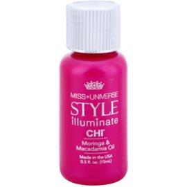 CHI Style Illuminate Miss Universe ochranný olej pro zdravé a krásné vlasy  15 ml