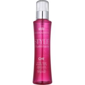 CHI Style Illuminate Miss Universe védő spray a hajformázáshoz, melyhez magas hőfokot használunk  177 ml