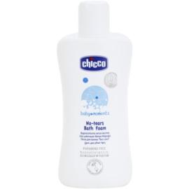 Chicco Baby Moments Wash Badschaum für Kinder ab der Geburt  200 ml