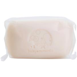Chicco Baby Moments Wash szappan gyermekeknek születéstől kezdődően  100 g