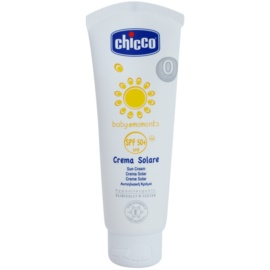Chicco Baby Moments Sun Post-Natal Protective Baby Cream SPF 50+  75 ml