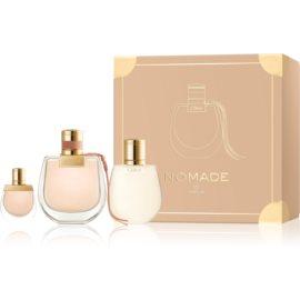 Chloé Nomade Gift Set II.  Eau De Parfum 75 ml + Body Milk 100 ml + Eau De Parfum 5 ml