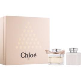 Chloé Chloé ajándékszett II.  testápoló tej 100 ml + Eau de Parfum 50 ml