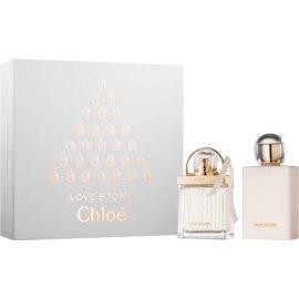 Chloé Love Story ajándékszett I. Eau de Parfum 50 ml + testápoló tej 100 ml