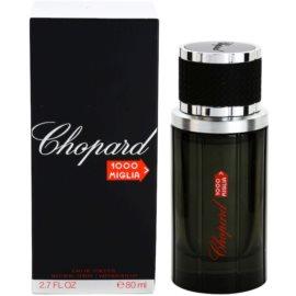 Chopard 1000 Miglia Eau de Toilette para homens 80 ml