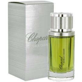 Chopard Noble Cedar Eau de Toilette para homens 50 ml