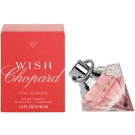 Chopard Wish Pink Diamond toaletna voda za ženske 30 ml