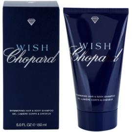 Chopard Wish gel de duche para mulheres 150 ml