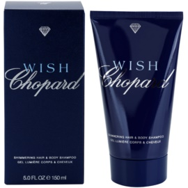 Chopard Wish gel za prhanje za ženske 150 ml