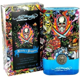 Christian Audigier Ed Hardy Hearts & Daggers for Him Eau de Toilette voor Mannen 100 ml