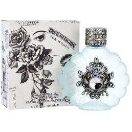 Christian Audigier Ed Hardy True Religion eau de parfum nőknek 100 ml