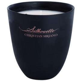 Christian Siriano Silhouette illatos gyertya  250 g