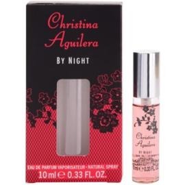 Christina Aguilera By Night Eau De Parfum pentru femei 10 ml