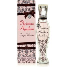 Christina Aguilera Royal Desire Eau De Parfum pentru femei 30 ml