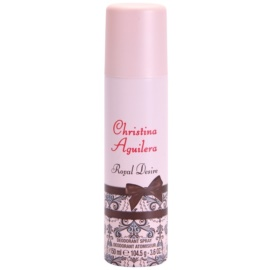 Christina Aguilera Royal Desire Deo-Spray für Damen 150 ml