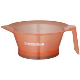 Chromwell Accessories Pink recipiente para mezclar tinte de pelo  1 ud