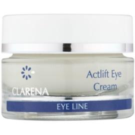 Clarena Eye Line Actlift oční liftingový krém pro citlivou pleť  15 ml
