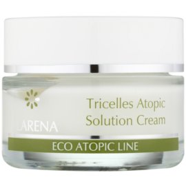 Clarena Eco Atopic Line Tricelles Moisturiser with Three Kinds of Stem Cells For Sensitive And Irritable Skin  50 ml