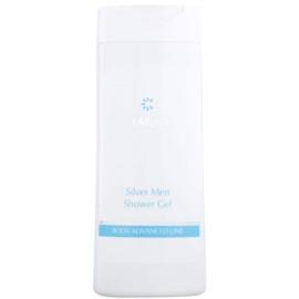 Clarena Body Advanced Line Silver Men Duschgel mit beruhigender Wirkung für empfindliche Oberhaut  300 ml