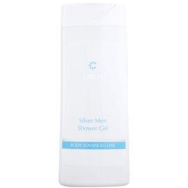 Clarena Body Advanced Line Silver Men sprchový gel se zklidňujícím účinkem pro citlivou pokožku  300 ml