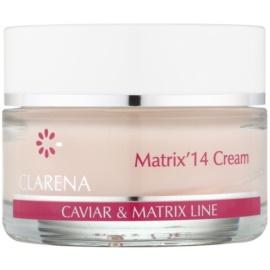 Clarena Caviar & Matrix Line protivráskový krém aktivující geny mládí  50 ml