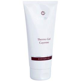 Clarena Body Slim Line Cayenne termo gel se zeštíhlujícím účinkem  200 ml