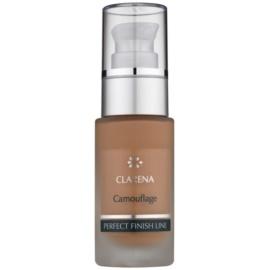 Clarena Perfect Finish Line Camouflage maquillaje para pieles con imperfecciones formato ahorro tono Amber 30 ml