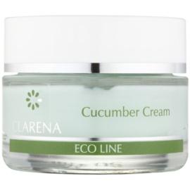 Clarena Eco Line Cucumber čisticí krém na obličej  50 ml