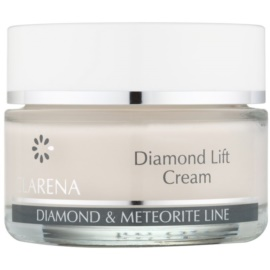 Clarena Diamond & Meteorite Line liftingový krém bez parabenů a silikonů SPF 15  50 ml