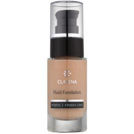 Clarena Perfect Finish Line Lift Make-up – Fluid mit Lifting-Effekt Farbton Natural 30 ml