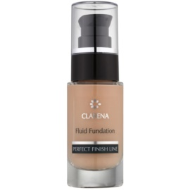 Clarena Perfect Finish Line Lift Make-up – Fluid mit Lifting-Effekt Farbton Natural 30 ml
