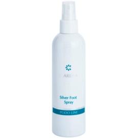 Clarena Podo Line Silver erfrischendes Spray für die Fußsohlen mit Desodorierungs-Effekt  250 ml