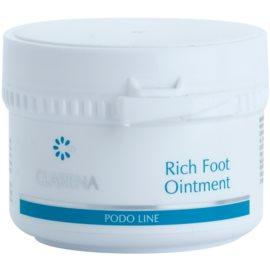Clarena Podo Line nährende Salbe für trockene Haut mit Hang zu Rissbildung  75 ml