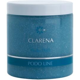 Clarena Podo Line mechanický a enzymatický peeling na chodidlá  250 ml