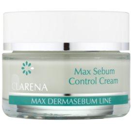 Clarena Max Dermasebum Line Max normalizační krém pro mastnou pleť  50 ml