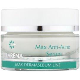 Clarena Max Dermasebum Line Max intenzivní sérum na aknetickou pleť  15 ml