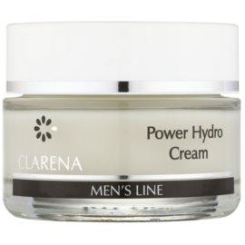 Clarena Men's Line Power hydratační pleťový krém  50 ml