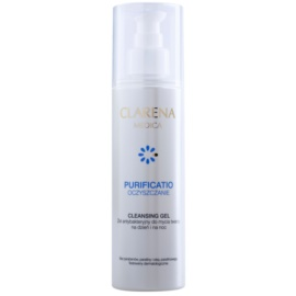 Clarena Medica Purificatio антибактеріальний очищуючий гель для проблемної шкіри  200 мл