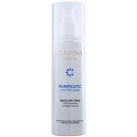 Clarena Medica Purificatio micelární tonikum pro problematickou pleť  200 ml
