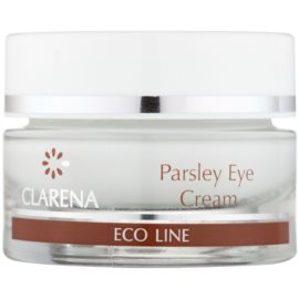 Clarena Eco Line Parsley oční krém proti otokům a tmavým kruhům  15 ml