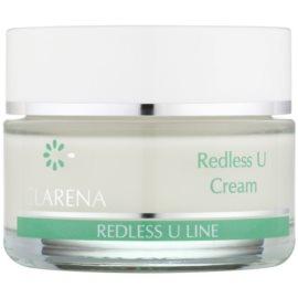 Clarena Redless U Line regenerierende Creme für empfindliche Haut mit der Neigung zum Erröten  50 ml