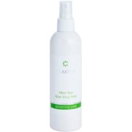 Clarena Sensitive Line Aloe Vera zklidňující a obnovující péče po opalování  200 ml